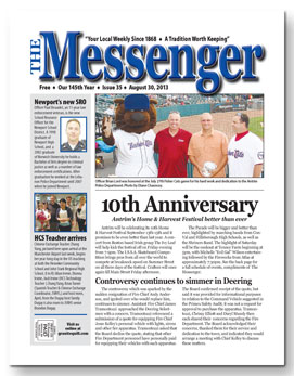 Download The Messenger - August 30, 2013 (pdf)