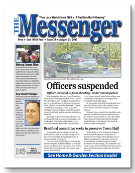 Download The Messenger - August 23, 2013 (pdf)
