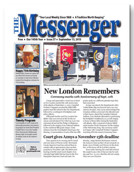 Download The Messenger - Sept. 13, 2013 (pdf)