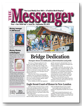 Download The Messenger - Sept. 20, 2013 (pdf)