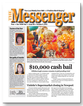 Download The Messenger - Oct. 4, 2013 (pdf)