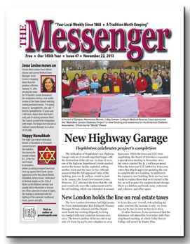 Download The Messenger - Nov. 22, 2013 (pdf)