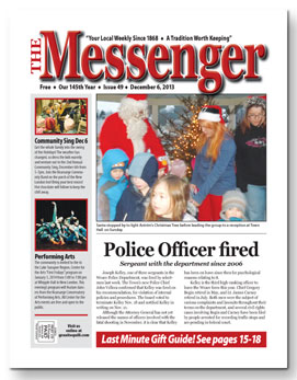 Download The Messenger - Dec. 6, 2013 (pdf)