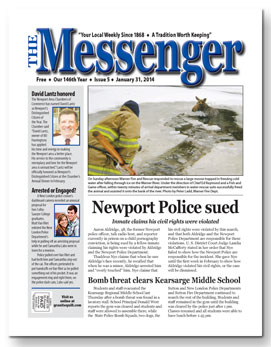 Download The Messenger - Jan. 31, 2014 (pdf)