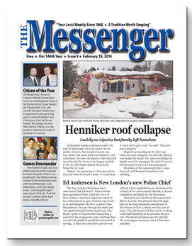 Download The Messenger - Feb. 28, 2014 (pdf)