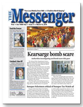 Download The Messenger - March 14, 2014 (pdf)