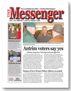 Download The Messenger - March 21, 2014 (pdf)