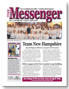 Download The Messenger - April 4, 2014 (pdf)