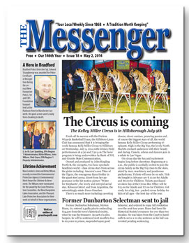 Download The Messenger - May 2, 2014 (pdf)