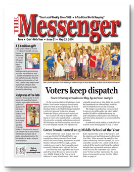 Download The Messenger - May 23, 2014 (pdf)