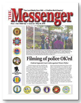 Download The Messenger - May 30, 2014 (pdf)