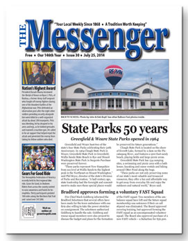 Download The Messenger - July 25, 2014 (pdf)