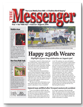 Download The Messenger - August 8, 2014 (pdf)