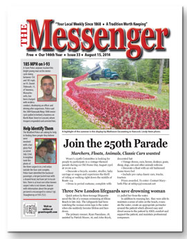 Download The Messenger - August 15, 2014 (pdf)