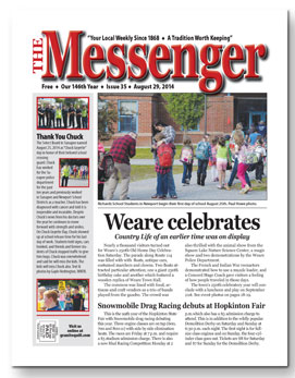 Download The Messenger - August 29, 2014 (pdf)