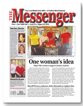 Download The Messenger - August 22, 2014 (pdf)