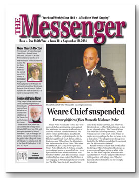 Download The Messenger - Sept. 19, 2014 (pdf)
