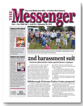 Download The Messenger - Sept. 26, 2014 (pdf)