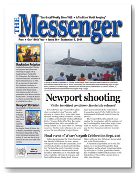 Download The Messenger - Sept. 5, 2104 (pdf)