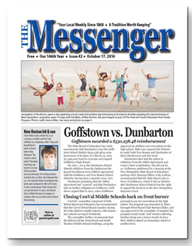 Download The Messenger - Oct. 17, 2014 (pdf)