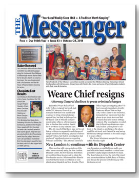 Download The Messenger - Oct. 24, 2014 (pdf)