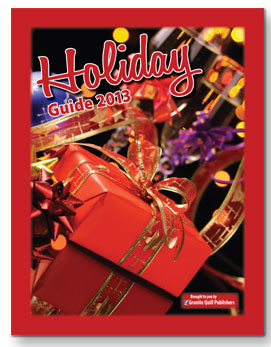 Download Holiday Guide - 2013 (pdf)