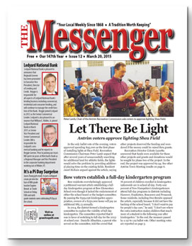 Download The Messenger - March 20, 2015 (pdf)