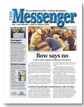 Download The Messenger - March 27, 2015 (pdf)