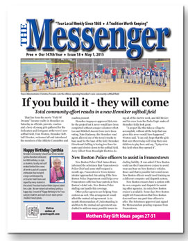 Download The Messenger - May 1, 2015 (pdf)
