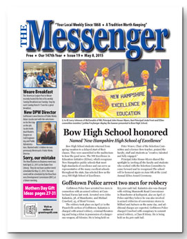 Download The Messenger - May 8, 2015 (pdf)