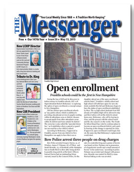 Download The Messenger - May 15, 2015 (pdf)