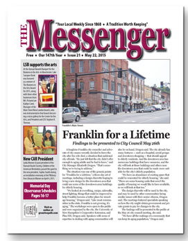 Download The Messenger - May 22, 2015 (pdf)