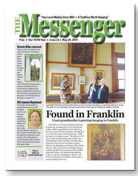 Download The Messenger - May 29, 2015 (pdf)