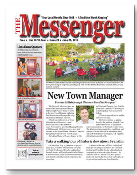 Download The Messenger - July 26, 2015 (pdf)