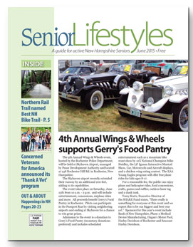 Download Senior Lifestyles - June 2015 (pdf)