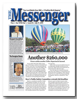 Download The Messenger - July 17, 2015 (pdf)