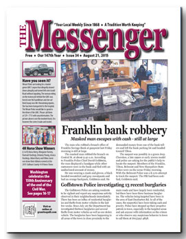 Download The Messenger - Aug. 21, 2015 (pdf)