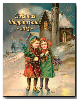 Download Christmas Shopping Guide - 2015