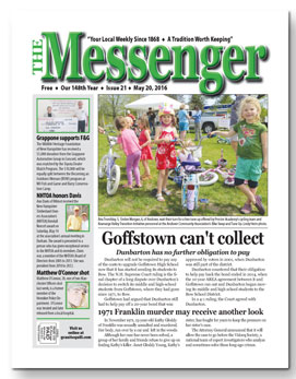 Download The Messenger - May 20, 2016 (pdf)