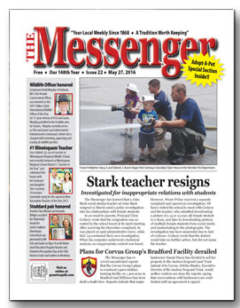 Download The Messenger - May 27, 2016 (pdf)