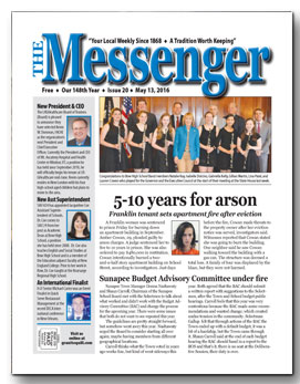 Download The Messenger - May 13, 2016 (pdf)