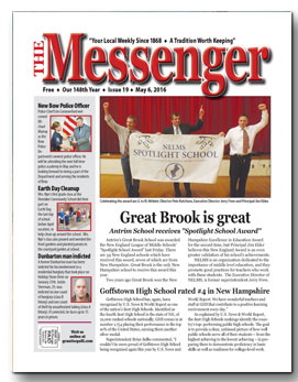 Download The essenger - May 6, 2016 (pdf)