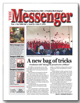 Download The Messenger - June 17, 2016 (pdf)