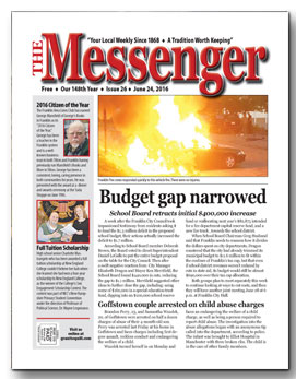 Download The Messenger - June 24, 2016 (pdf)