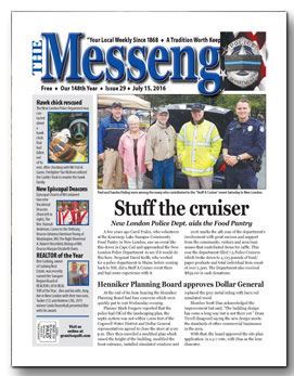 Download The Messenger - July 15, 2016 (pdf)
