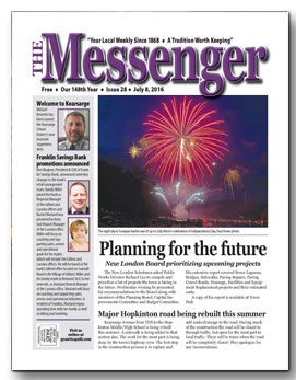 Download The Messenger - July 8, 2016 (pdf)