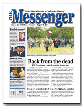 Download The Messenger - August 19, 2016 (pdf)