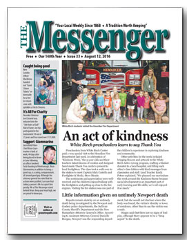 Download The Messenger - August 12, 2016 (pdf)