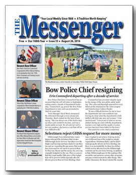Download The Messenger - August 26, 2016 (pdf)