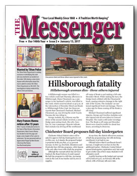 Download The Messenger - January 13, 2017 (pdf)